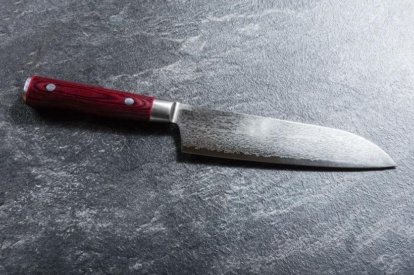 Japanese Damascus Chef's Knife