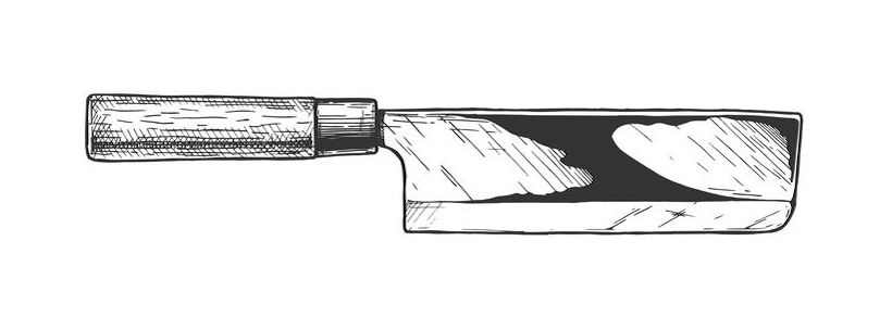 Nakiri illustrated